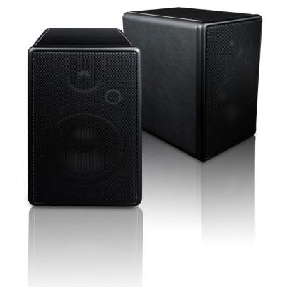 Blue Aura WS80i Wireless Stereo Loudspeaker System – Black