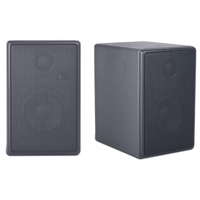 Blue Aura x30-G Active Speakers with Bluetooth – Graphite