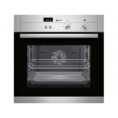 Neff B12S53N3GB Built-In Oven – Stainless Steel