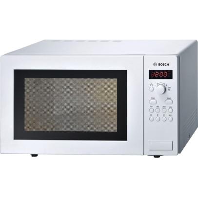 Bosch HMT84M421B Solo Microwave – White