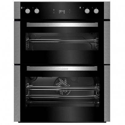 Blomberg OTN9302X Built-Under Double Oven – Stainless Steel