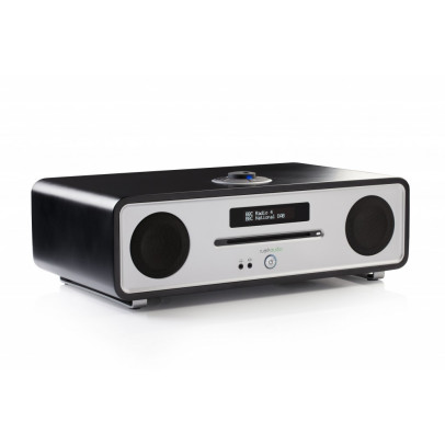 Ruark R4 MK3 All-In-One Music System – Soft Black