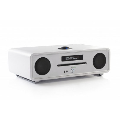 Ruark R4 MK3 All-In-One Music System – Soft White