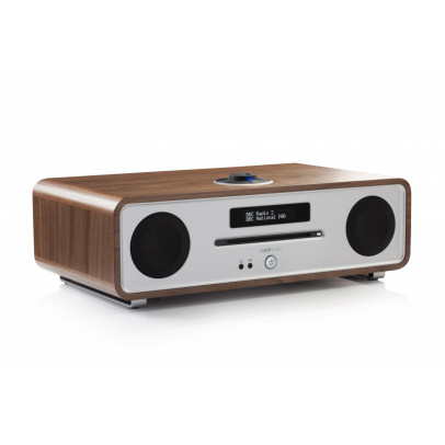 Ruark R4 MK3 All-In-One Music System – Rich Walnut