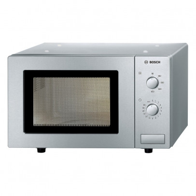 Bosch HMT72M450B 17L Solo Microwave – Stainless Steel