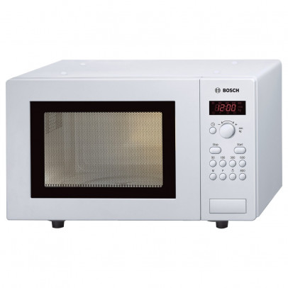 Bosch HMT75M421B 17L Solo Microwave – White