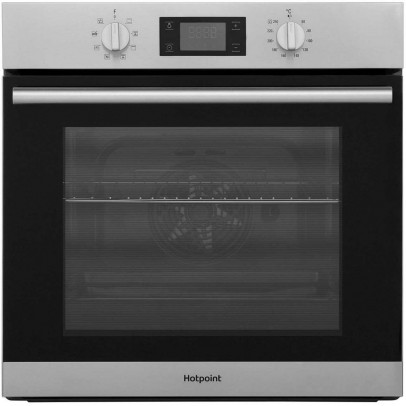 Hotpoint SA2540HIX Built-In Single Oven – Stainless Steel