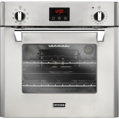 Stoves Richmond 600MF Built-In Single Oven – Stainless Steel