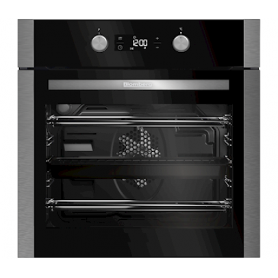 Blomberg OEN9322X Built-In Multifunction Single Oven – Stainless Steel