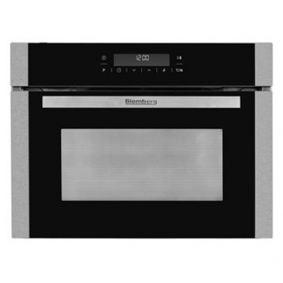 Blomberg OKW9440X Built-In Compact Oven with Microwave – Stainless Steel