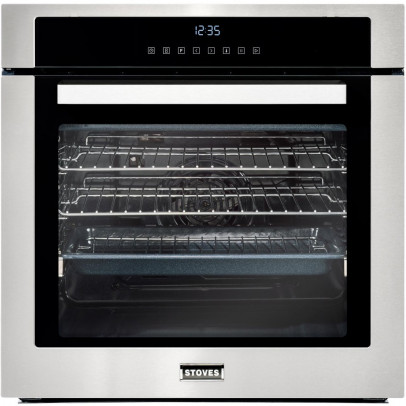Stoves SEB602TCC-SS Built-In Single Oven – Stainless Steel