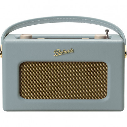Roberts Revival RD70DE Portable Retro DAB/DAB+/FM Radio with Bluetooth – Duck Egg