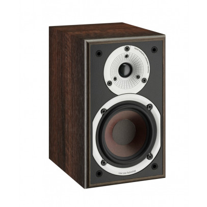 Dali Spektor 1 Compact Bookshelf Speaker – Walnut