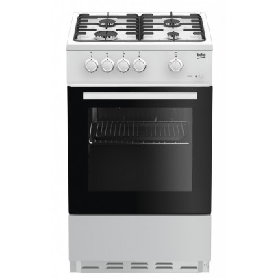 Beko ESG50W 50cm Gas Cooker – White