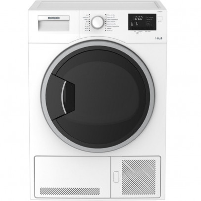 Blomberg LTK28021W 8Kg Condenser Dryer – White