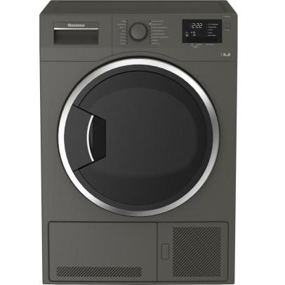 Blomberg LTK28031G 8Kg Condenser Dryer – Graphite