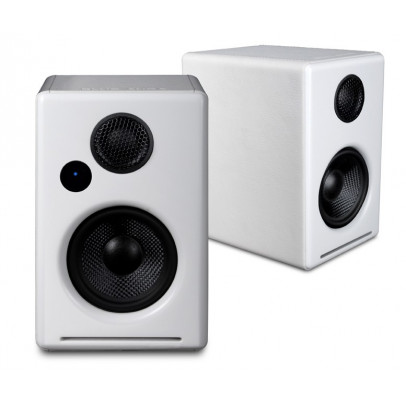 Blue Aura WS30i Active Monitor Speakers – White