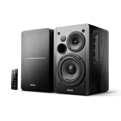 Edifier R1280DB-B Powered Bluetooth Bookshelf Speakers – Black