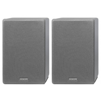 Denon SC-N10 Bookshelf Speakers – Grey