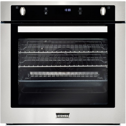 Stoves SEB602F-SS Built-In Single Oven – Stainless Steel