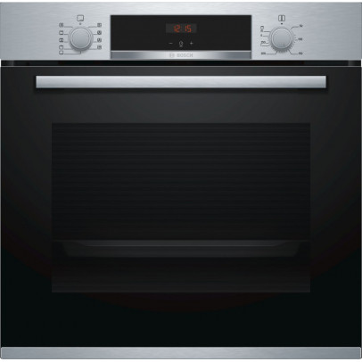 Bosch HBS534BS0B Built-In Single Oven – Stainless Steel