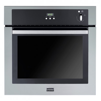 Stoves SGB600PS-SS Built-In Single Gas Oven – Stainless Steel
