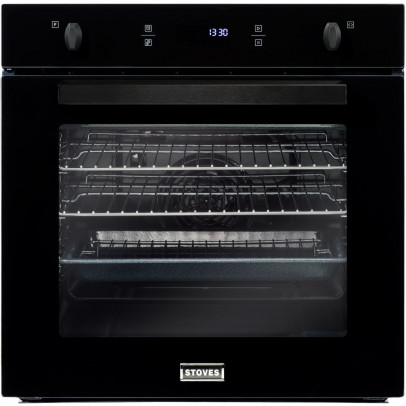 Stoves SEB602F-B Built-In Single Oven – Black