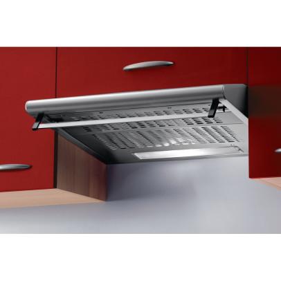 Baumatic BSTD60X 60cm Visor Hood – Stainless Steel