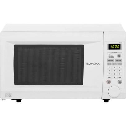 Daewoo KOR1N0AR 31L Solo Microwave – White