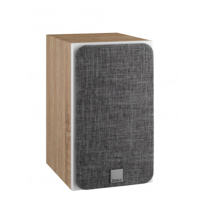 Dali Oberon 1 Bookshelf Speakers – Light Oak
