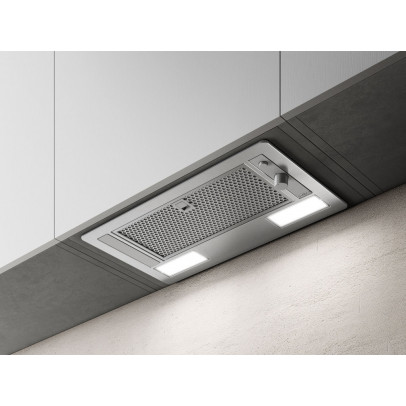 Elica ERA-HE-SS-60 'ERA High Extraction' 54cm Canopy Hood – Stainless Steel
