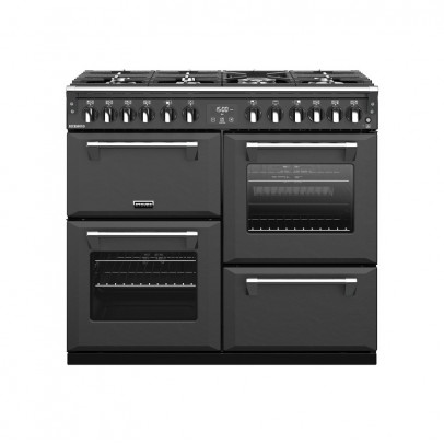 Stoves Richmond S1000DF-A 100cm Dual Fuel Range Cooker – Anthracite