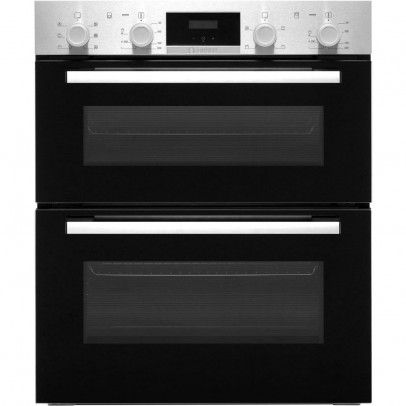 Bosch NBS113BR0B Built-Under Double Oven – Stainless Steel