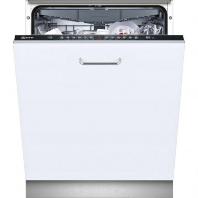 Neff S513M60X2G Integrated Dishwasher with Cutlery Tray