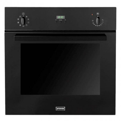 Stoves SEB600MFS-B Built-In Single Oven – Black