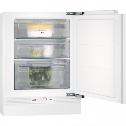AEG ABE6821VNF Integrated Undercounter Frost Free Freezer