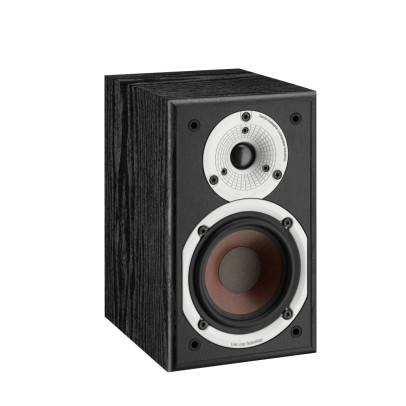 Dali Spektor 1 Compact Bookshelf Speaker – Black Ash