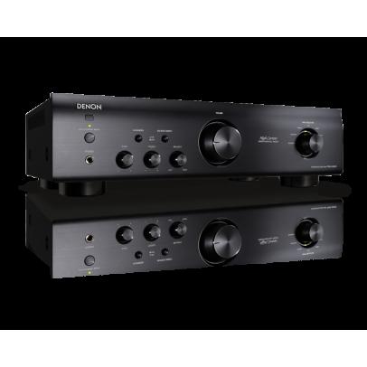 Denon PMA-520AE-B Integrated Stereo Amplifier – Black