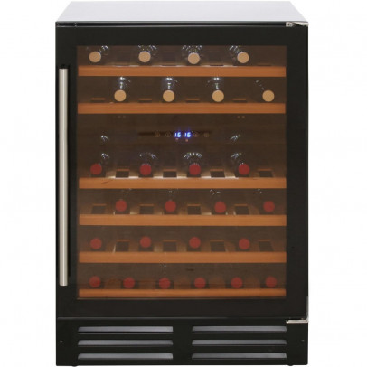 GDHA 600BLKWC 60cm Integrated Undercounter Wine Cooler – Black