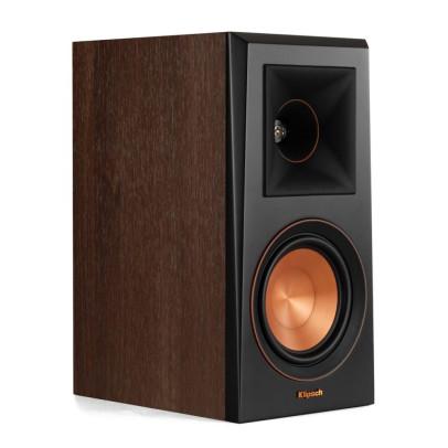 Klipsch RP-500M-W 'Reference Premiere Series' Bookshelf Speakers – Walnut