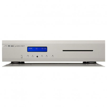 Musical Fidelity M2sCD CD Player – Silver