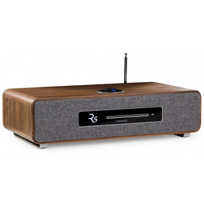 Ruark R5 High Fidelity Music System – Rich Walnut