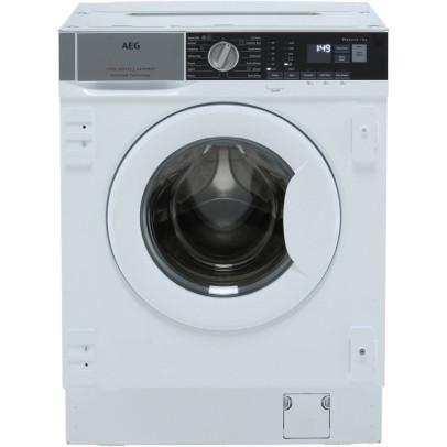 AEG L7FE7461BI Integrated 7Kg Washing Machine with Steam