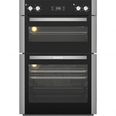 Blomberg ODN9302X Built-In Double Oven – Stainless Steel