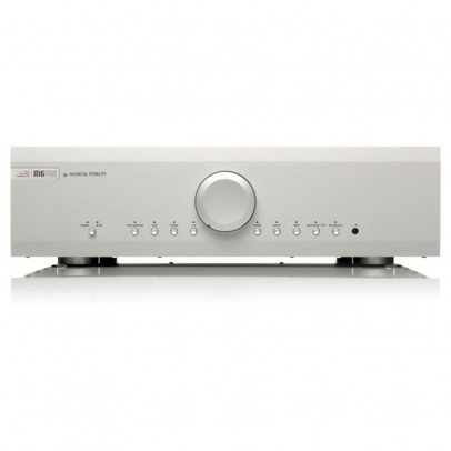 Musical Fidelity M6s PRE Stereo Pre Amplifier – Silver