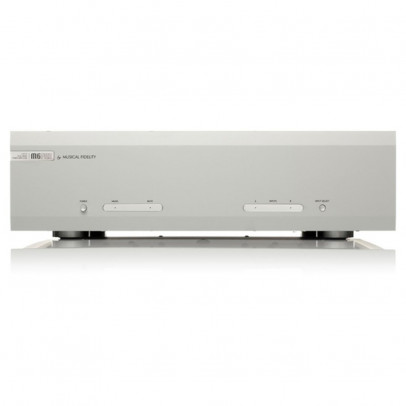 Musical Fidelity M6s PRX Stereo Power Amplifier – Silver