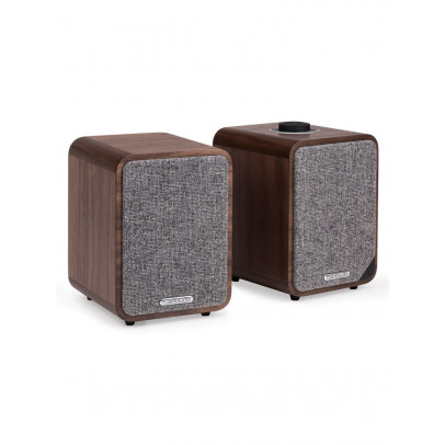 Ruark MR1 Mk2-RW Bluetooth Speaker System – Rich Walnut