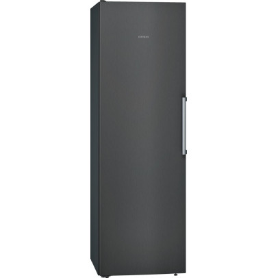 Siemens KS36VVX3PG 60cm Upright Larder – Black Steel