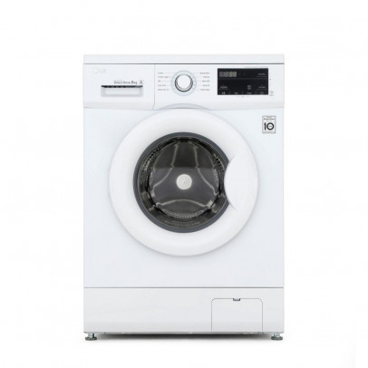 LG F4MT08W 8Kg Direct Drive Washing Machine