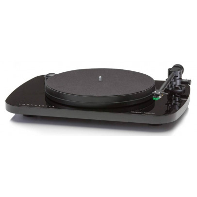 Musical Fidelity The Round Table Turntable – Black